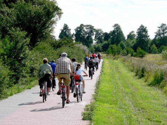 ECFA Wisconsin's Bike & Hike Image