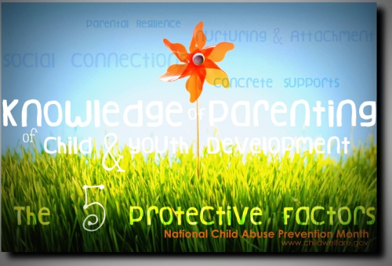 Knowledge of Parenting, of Child & Youth Development